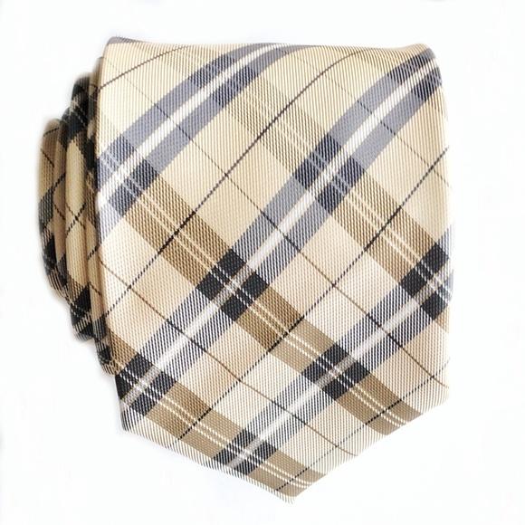 Firenze Other - Firenze Italian All Silk Nova Check Style Tie